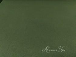 Crepé raso verde albahaca